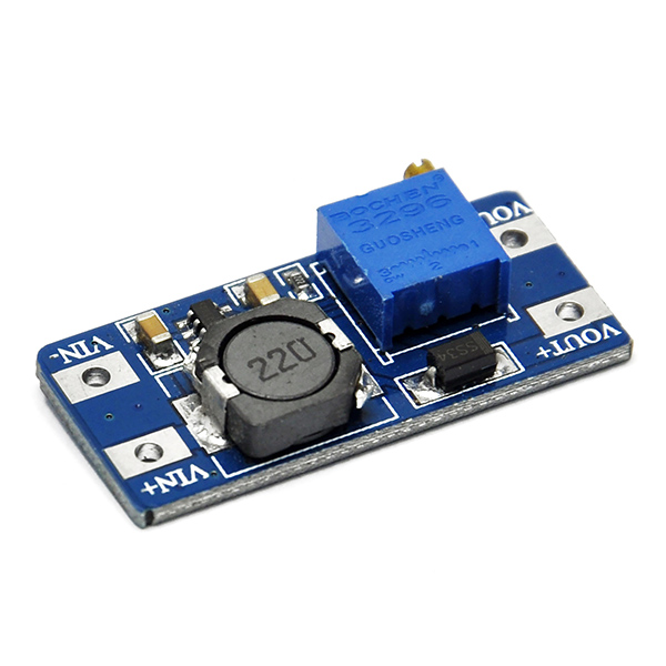 MT3608 DC-DC Step Up Power Apply Module Booster Power Module 2A